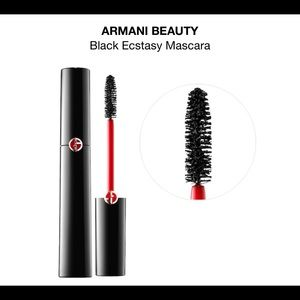 💯Authentic Giorgio Armani Black ecstasy mascara